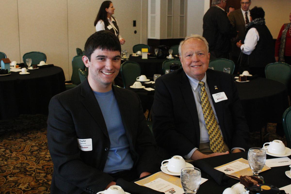 Foundation Awards Scholarship Recipients