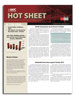 Download the Hot Sheet