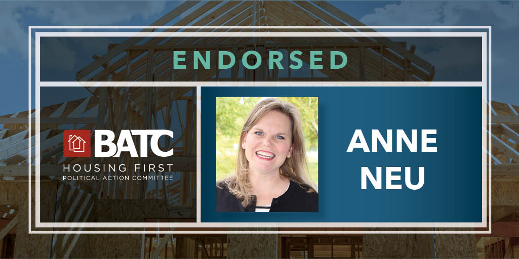 Housing First PAC Endorses Anne Neu For Minnesota House Special Election
