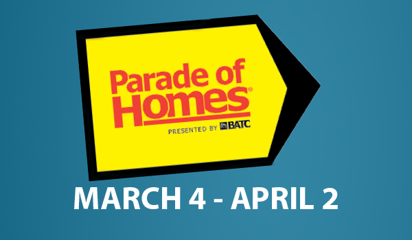2017 Spring Parade of Homes Opens This Weekend