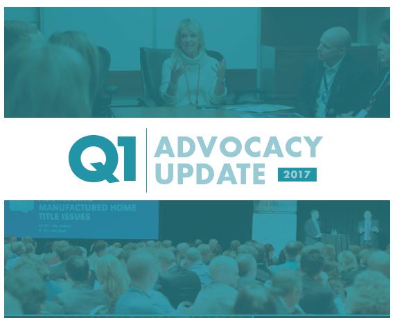 Elevating Housing: Q1 Advocacy Update