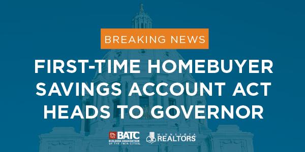 #1 Legislative Priority Headed to Governor's Desk