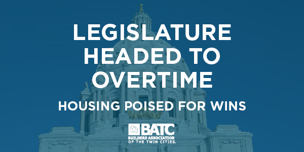 Historic Session For Housing