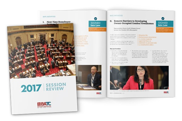 2017 Legislative Session Review: Wins for Homeowners & Housing!