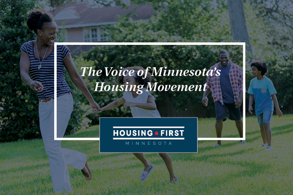 Introducing Housing First Minnesota