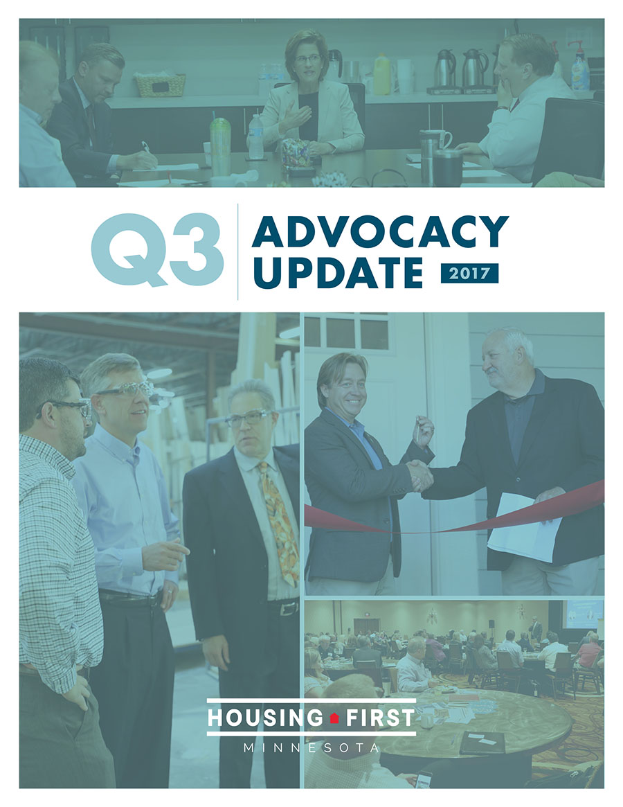 The Housing Movement is Growing! Read the Q3 Advocacy Update