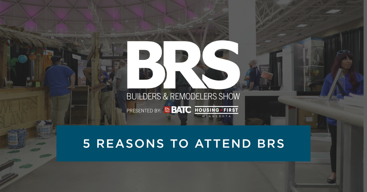 5 Reasons You Need to Attend BRS