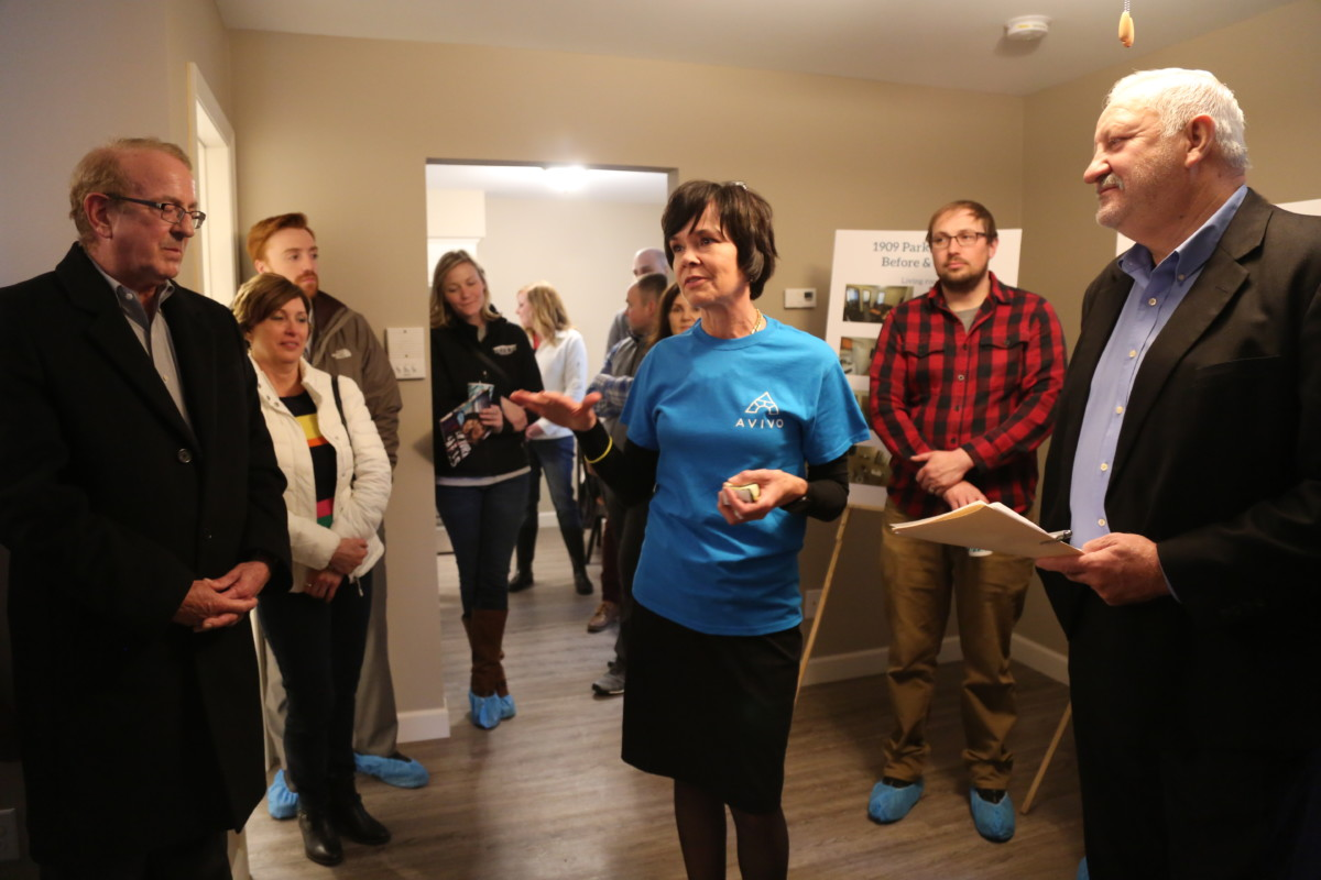 BATC-Housing First Minnesota Foundation Completes Renovation for Avivo
