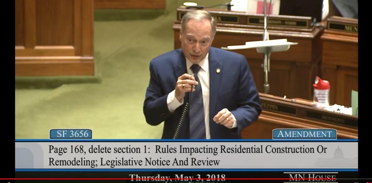 Legislative Update: Housing Initiatives Remain Part of the Discussion