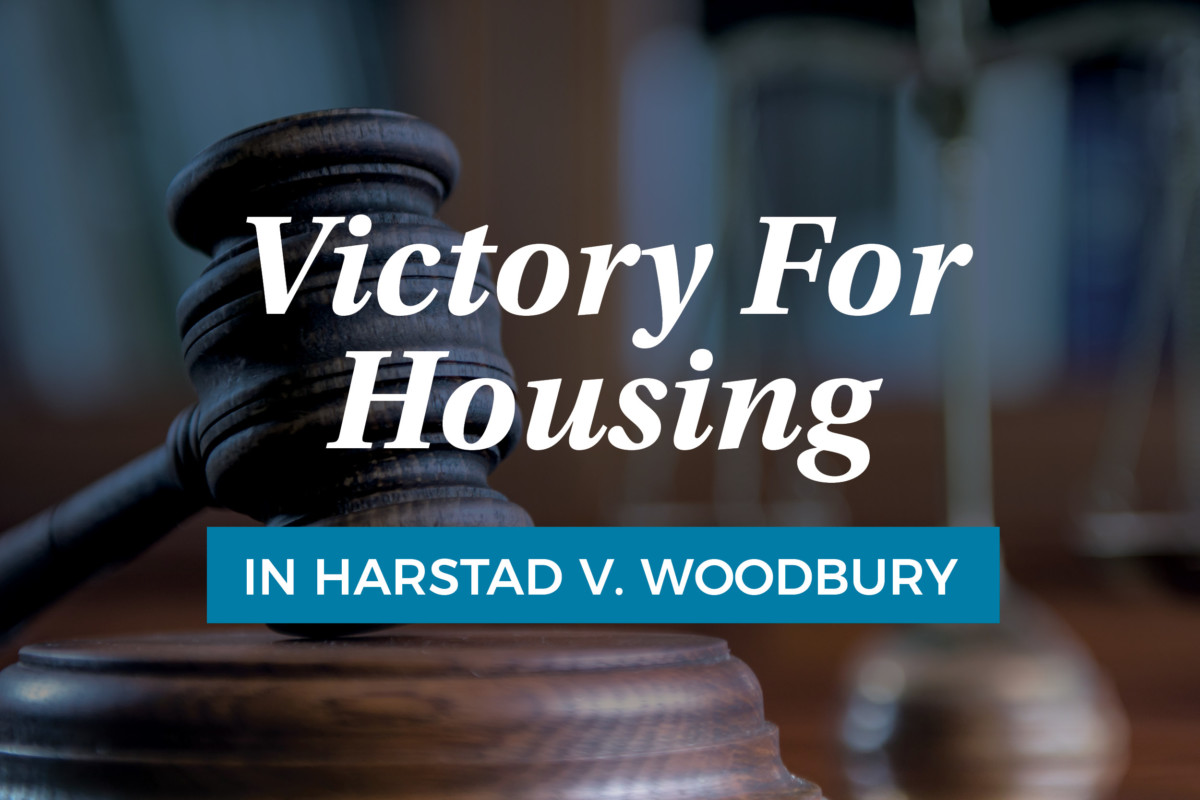 Minnesota Supreme Court Ruling A Landmark Victory For Housing Industry
