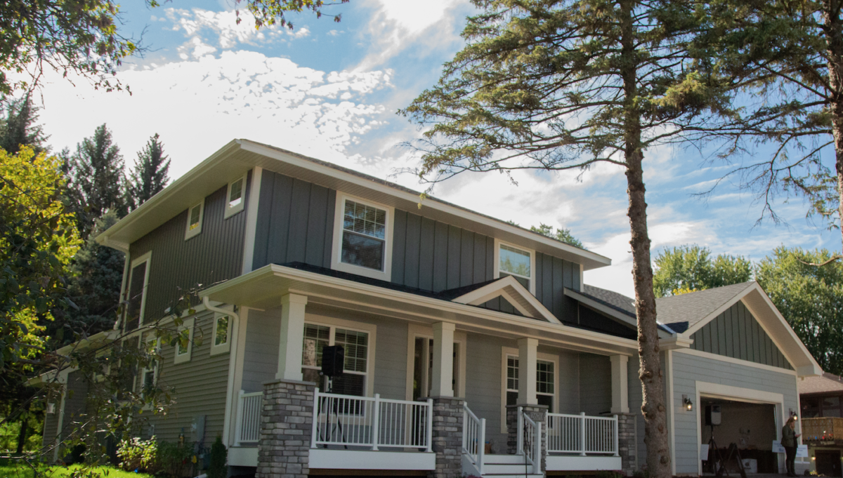 Transitional Housing to Support Homeless Veteran Women Completed