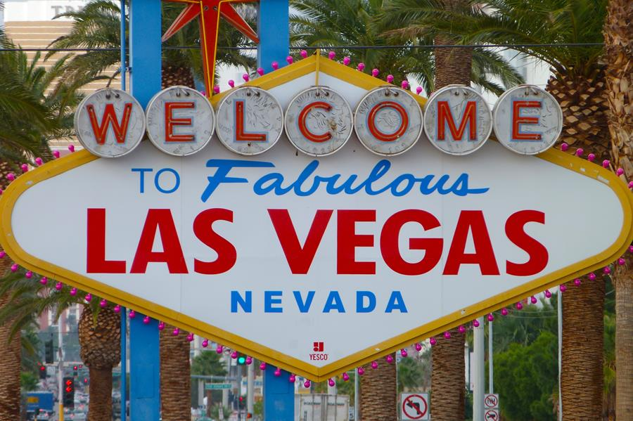 Viva Las Vegas! Join us for Happy Hour at IBS