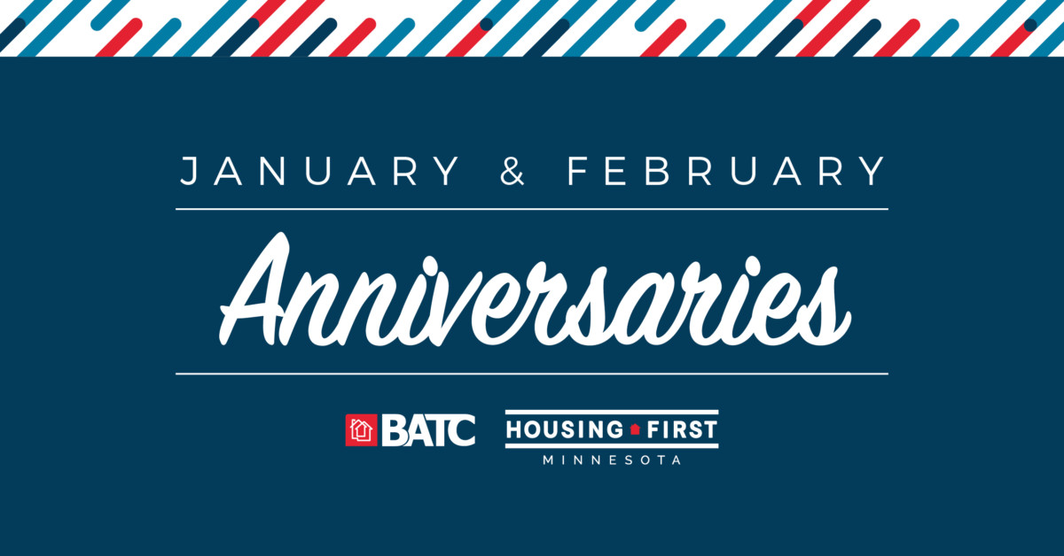 Membership Anniversaries | January + February