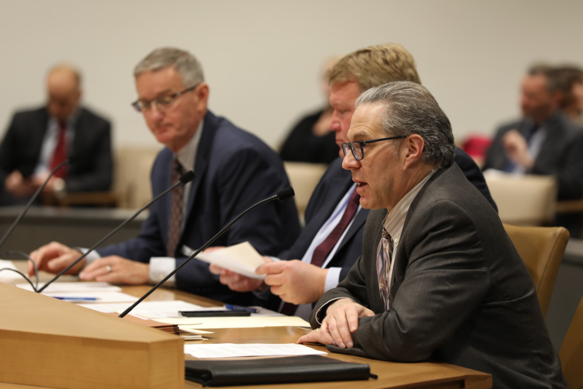 Capitol Update: Legislative Priority Makes First Deadline