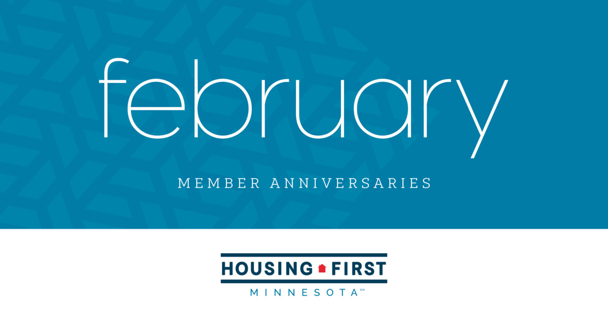 Membership Anniversaries | February 2020