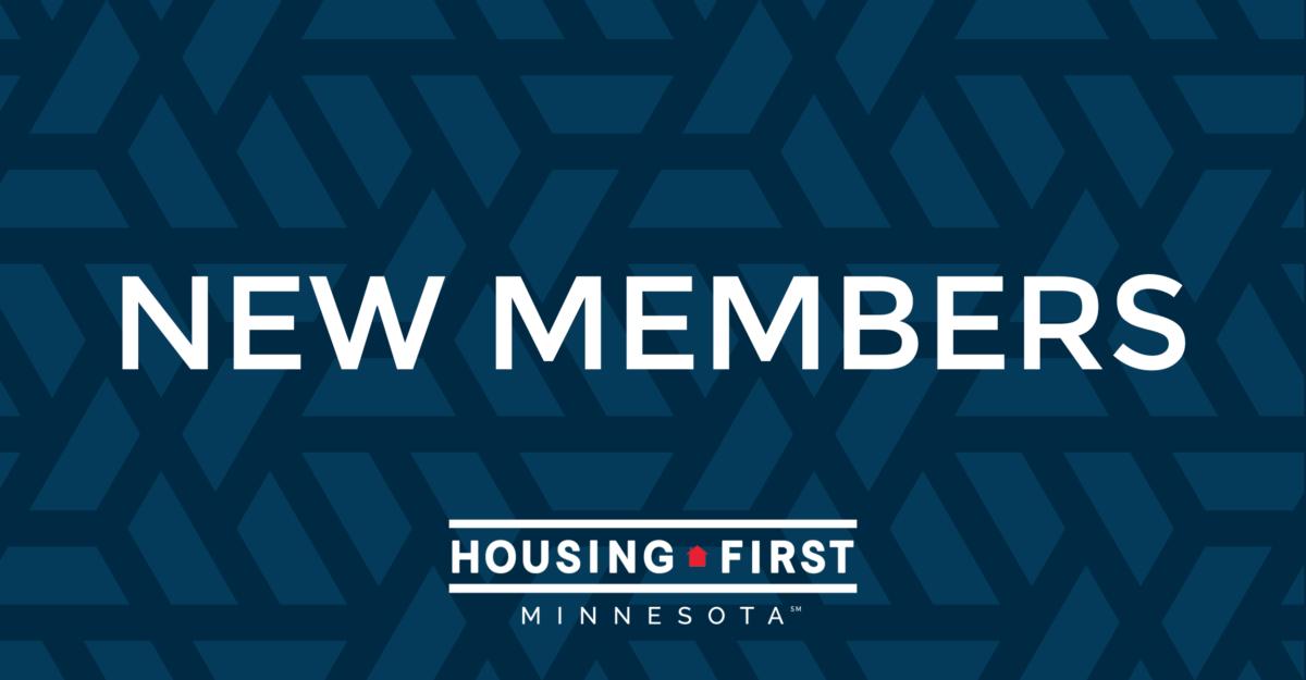 New Members | Spring 2020