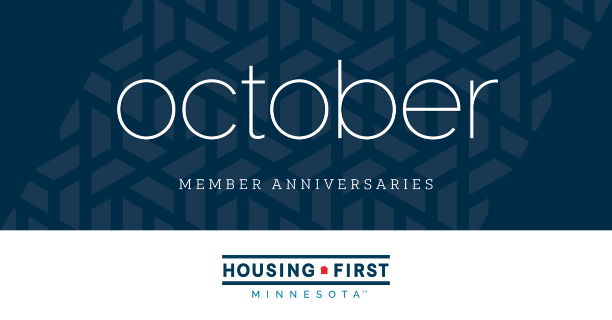 Membership Anniversaries | October 2020