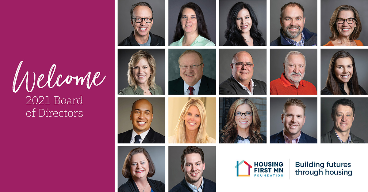 Meet Our Foundation Board of Directors