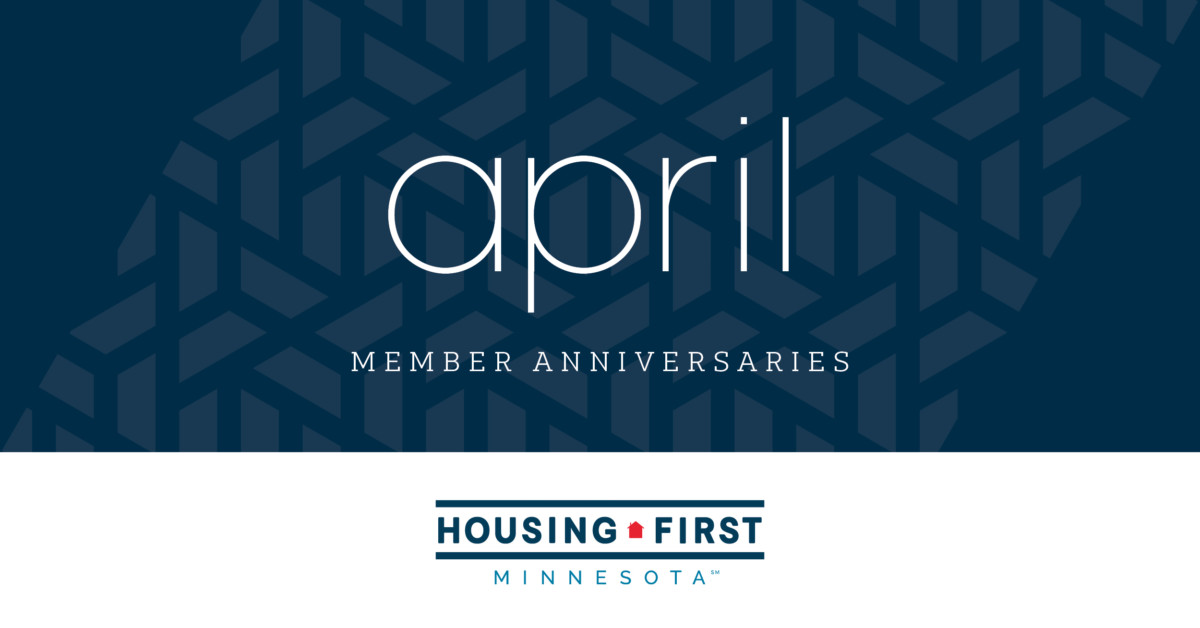 Membership Anniversaries | April 2021
