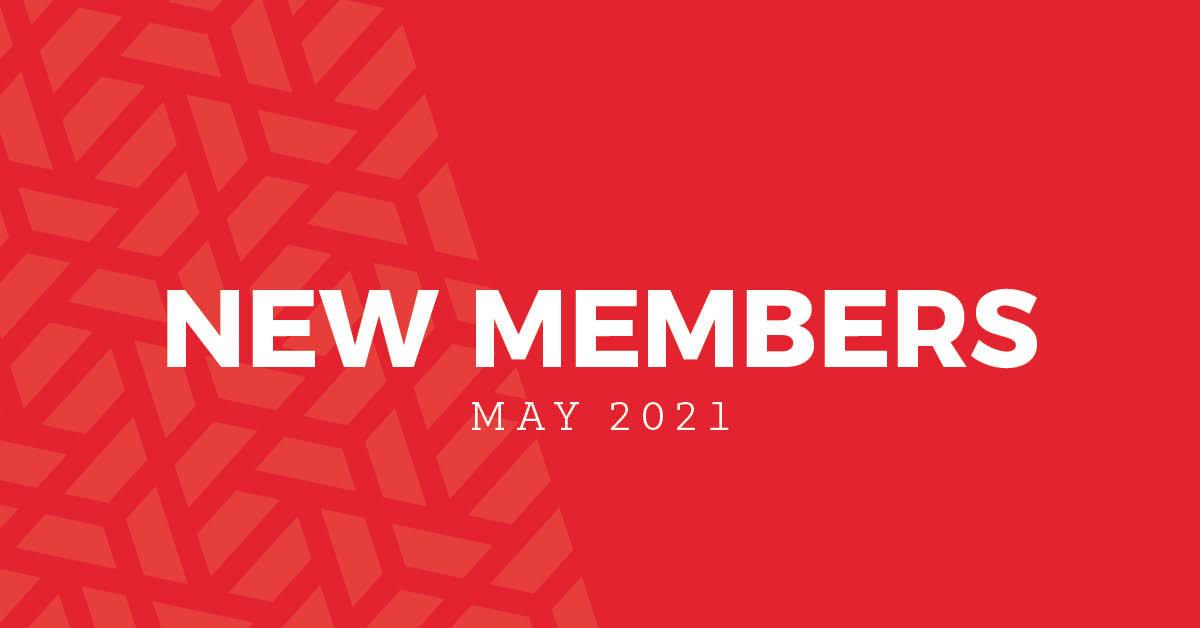 New Members | May 2021