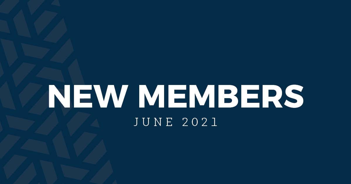 New Members | June 2021
